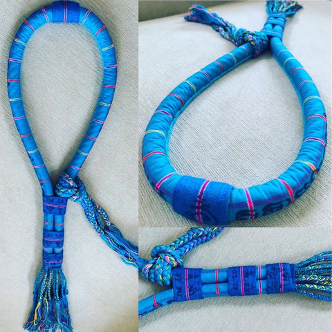 Mongkol with Matching Prajiouds (Blue)