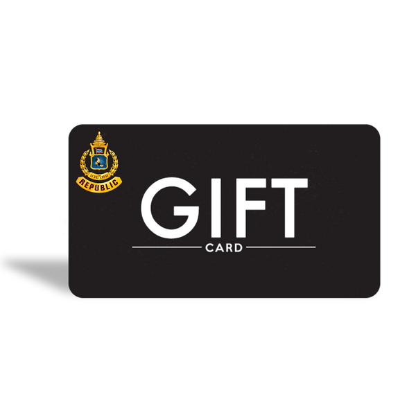 Muay Thai Republic Gift Card