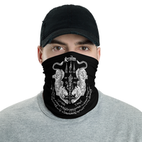 "Muay Thai Republic ""Twin Tigers"" Yant Face Mask"