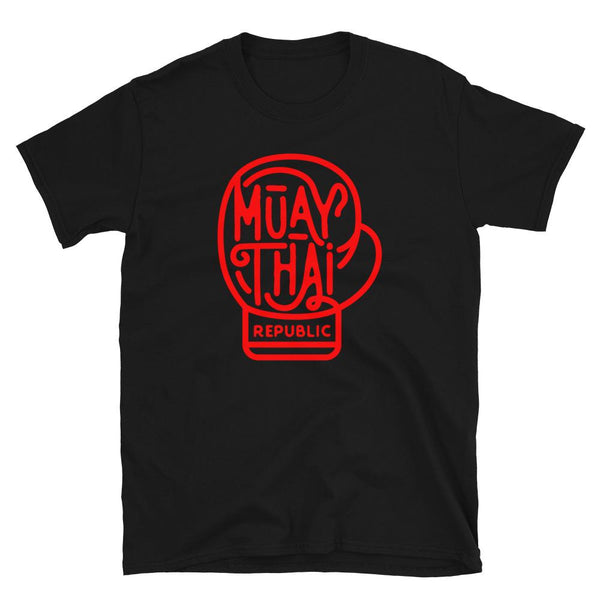 "Muay Thai Repiblic ""GLOVE"" Shirt"