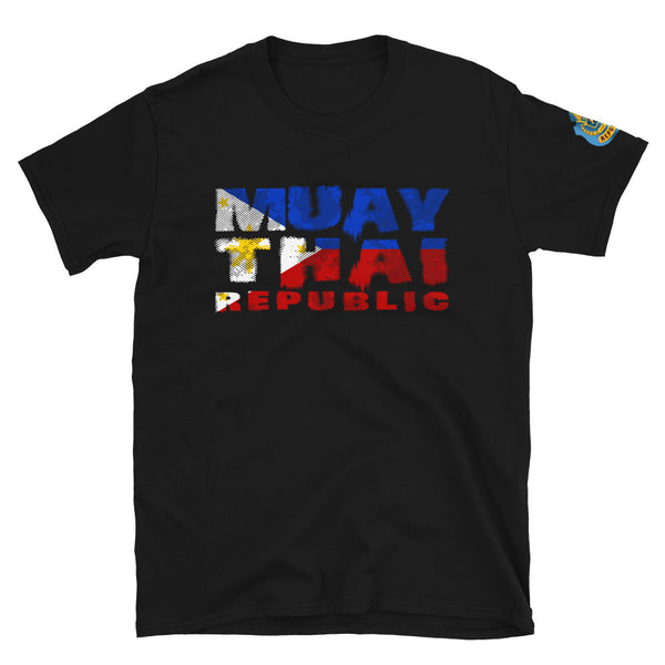 Muay Thai Republic PINOY Shirt
