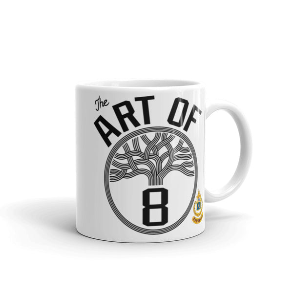 The Art of 8 Ceramic Mug