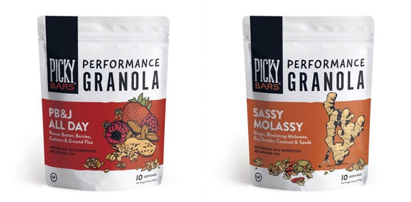 Picky Bars Performance Granola