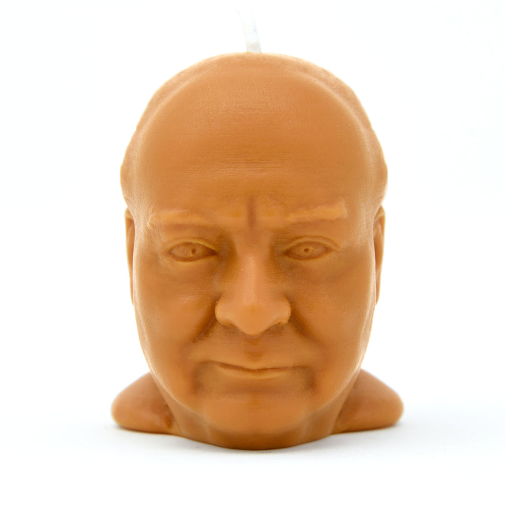 Winston Churchill Candle