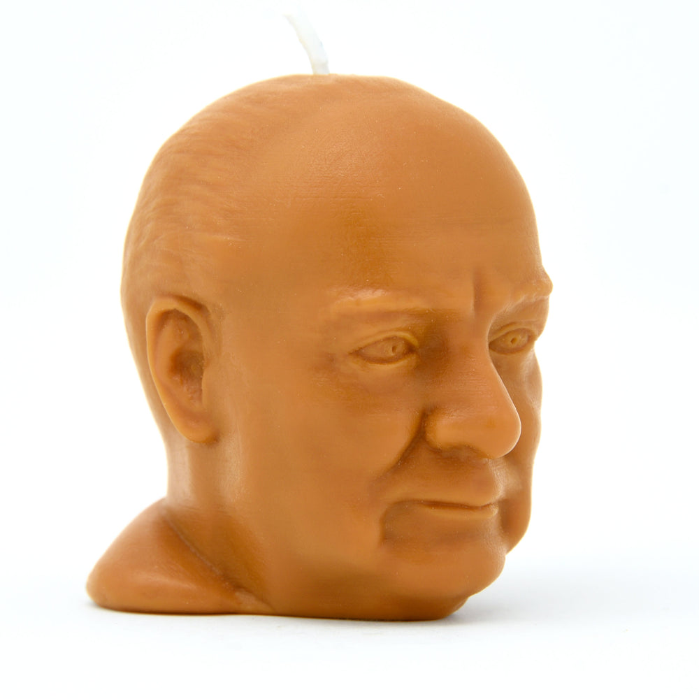 Load image into Gallery viewer, Winston Churchill Candle