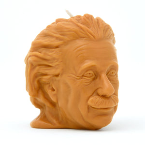 Load image into Gallery viewer, Albert Einstein Candle