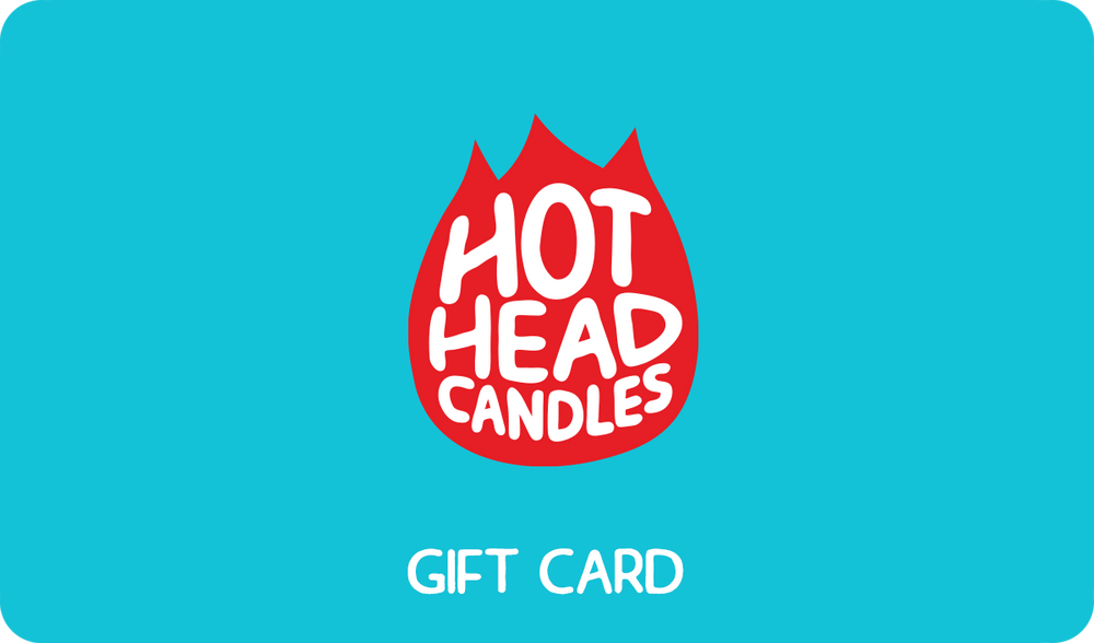 Hot Head Candles Gift Card
