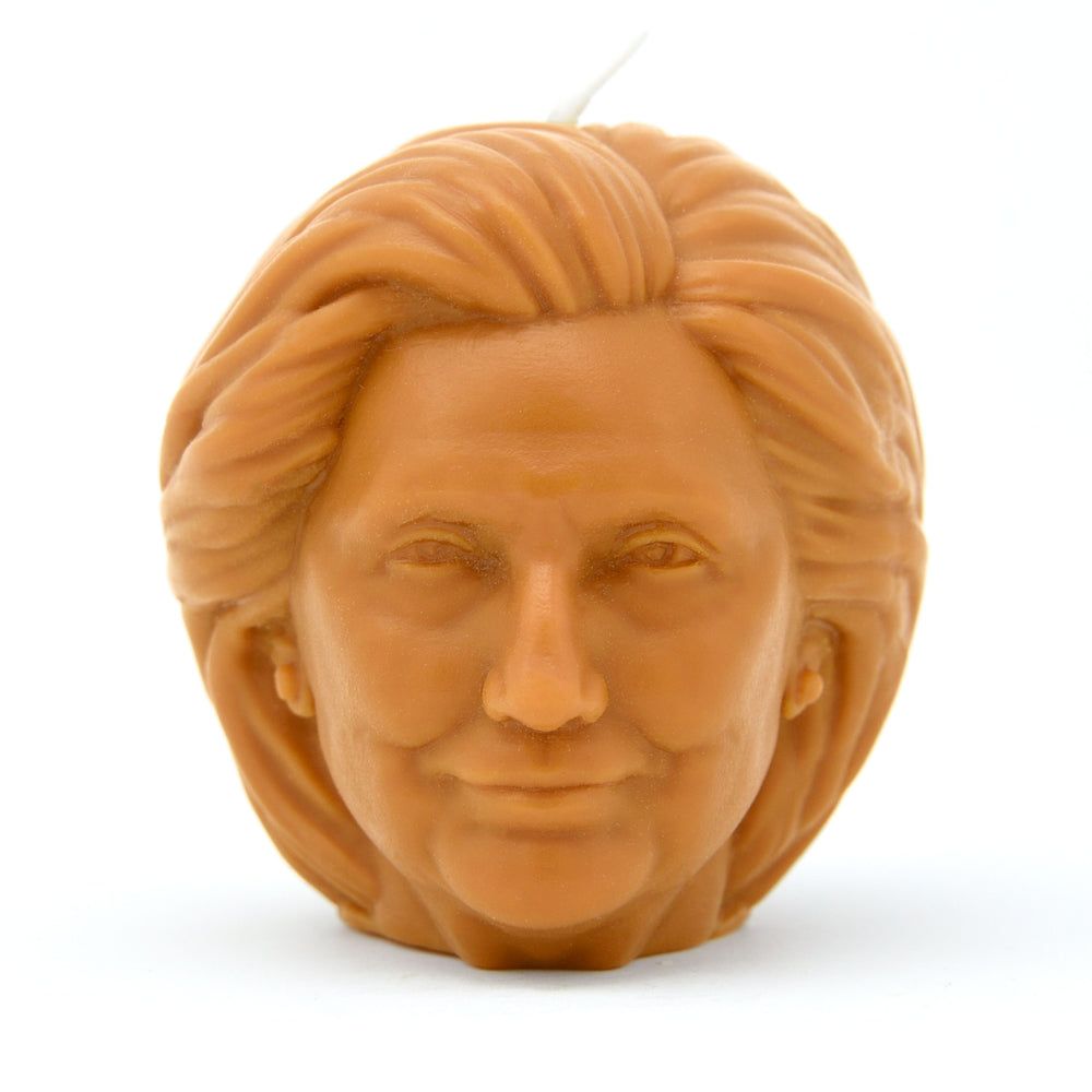 Hillary Clinton Candle