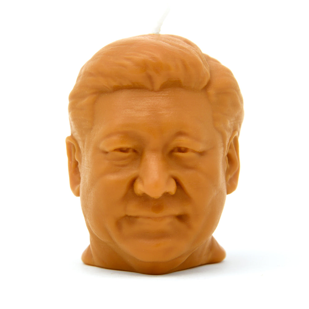 Xi Jinping Head Candle