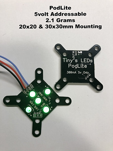 PodLite - Tiny's LEDs