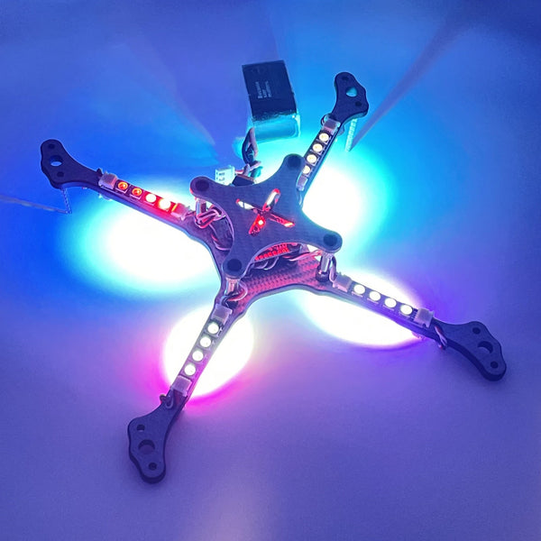Infini Rainbow LED Quad Kit (4-wire)