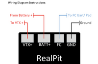 RealPit VTX Power Switch - Tiny's LEDs