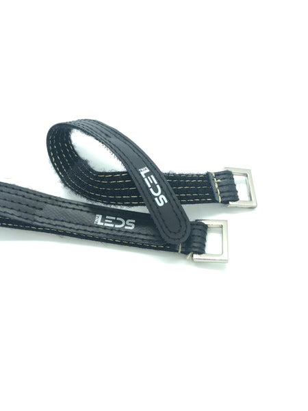 Tiny's LEDs Premium Kevlar Battery Strap 16x250mm