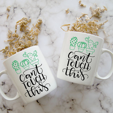 Can't Touch This Mug - Inspired Hearts Boutique