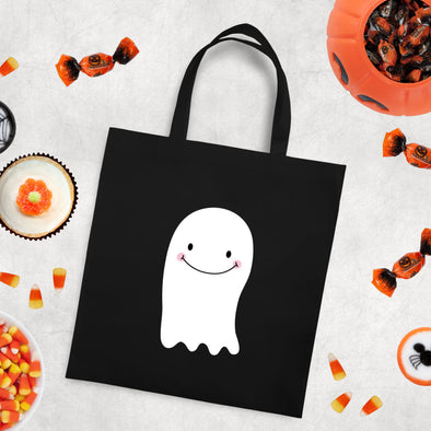 Halloween Ghost Candy Bag - Inspired Hearts Boutique