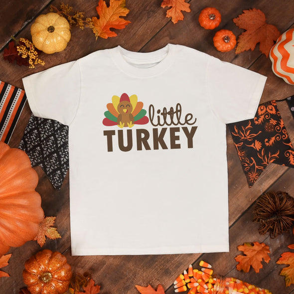 Little Turkey Infant Tee - Inspired Hearts Boutique