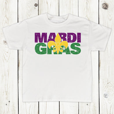 Infant Boy Mardi Gras Shirt