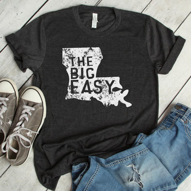 The Big Easy Louisiana Shirt