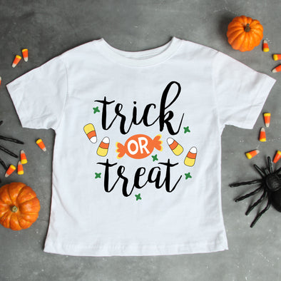 Trick or Treat Infant Tee - Inspired Hearts Boutique