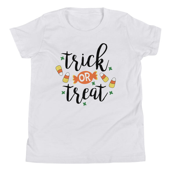 Trick or Treat Kids Tee - Inspired Hearts Boutique