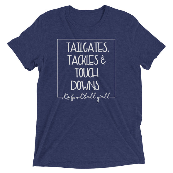 It's Football Y'all Tee - Inspired Hearts Boutique