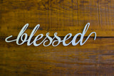 Gather - Blessed word in Script