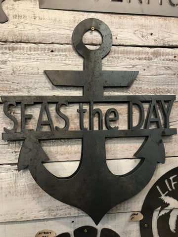 Anchor - Seas the Day