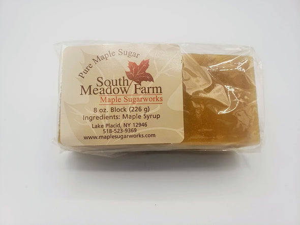 Block of Maple Sugar 8oz