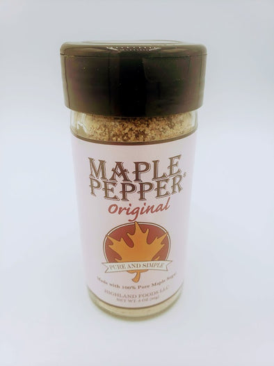 Maple Pepper Original 3oz