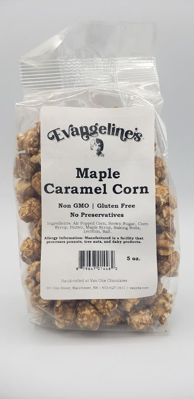 Maple Caramel Corn 5oz
