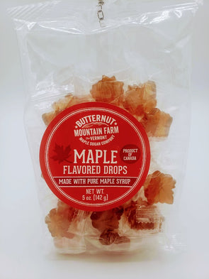 Maple Flavored Drops (hard candy) 5oz