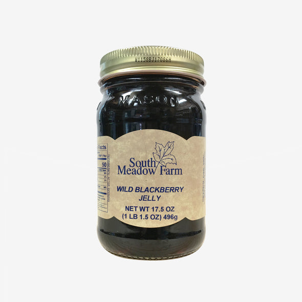 Wild Blackberry Jelly