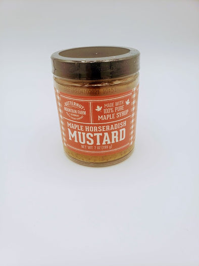 Maple Horseradish Mustard 7oz