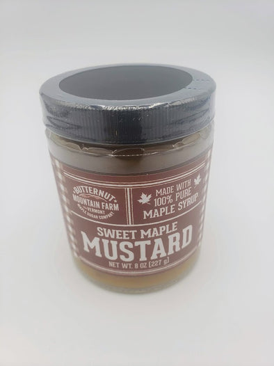 Sweet Maple Mustard 8oz