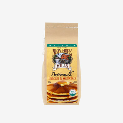 New Hope Mills - Organic Buttermilk Pancake Mix