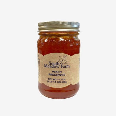 Peach Preserves 17.5oz