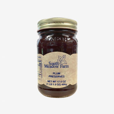 Plum Preserves 17.5oz