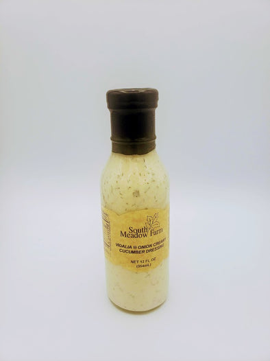 Vidalia® Onion Creamy Cucumber Dressing