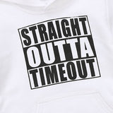 Pull | Straight outta timeout | Noir / Blanc
