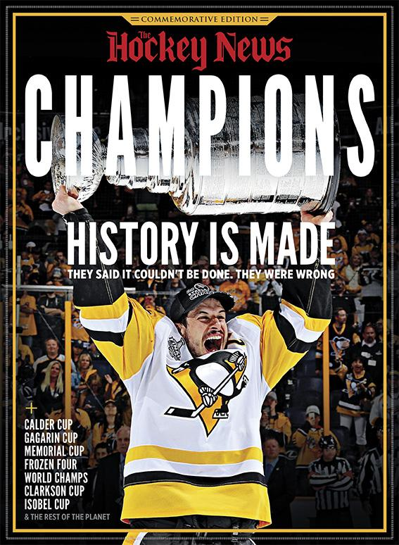 2017 CHAMPIONS ISSUE | Collector's Edition | 7101