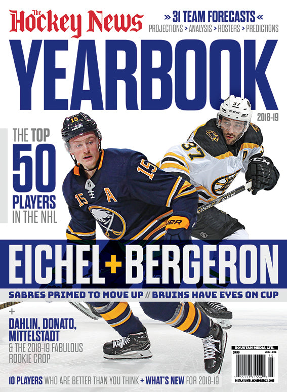 2018/19 Yearbook - Boston/Buffalo