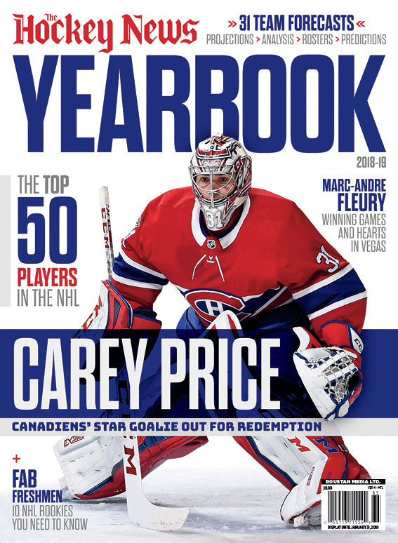 2018/19 Yearbook - Montreal - Collector Item