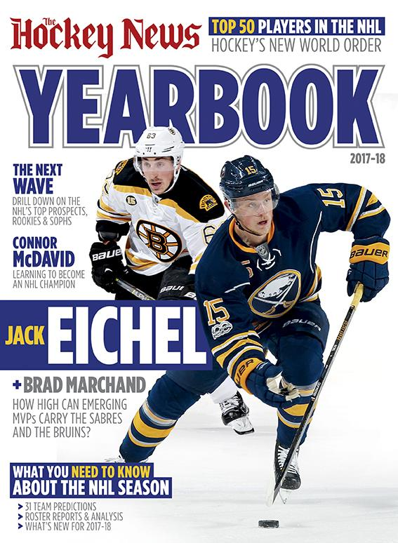 2017/18 YEARBOOK | Boston & Buffalo Cover