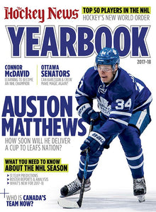 2017/18 YEARBOOK | Toronto Cover