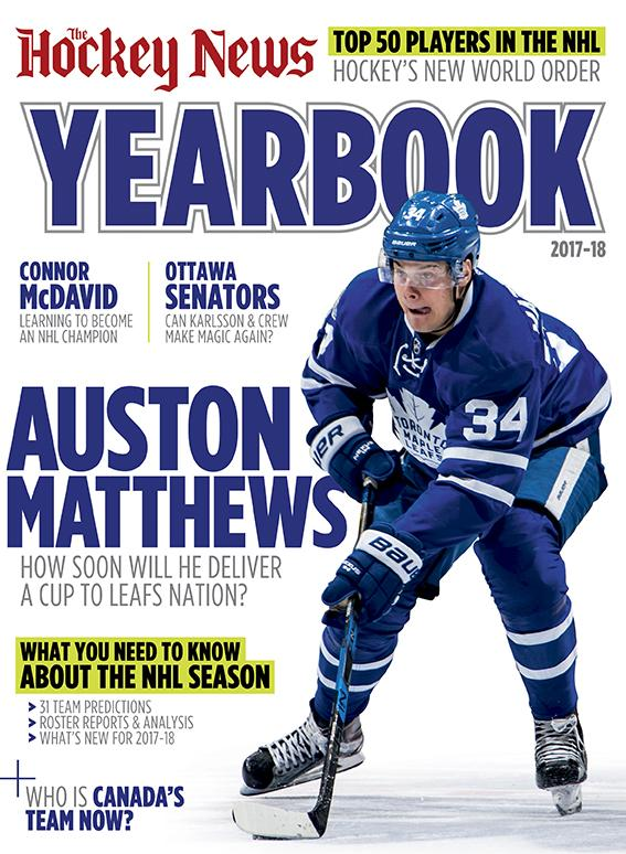 2017/18 YEARBOOK | Toronto Cover - Collector Item