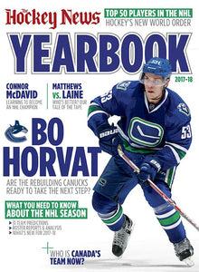 2017/18 YEARBOOK | Vancouver Cover