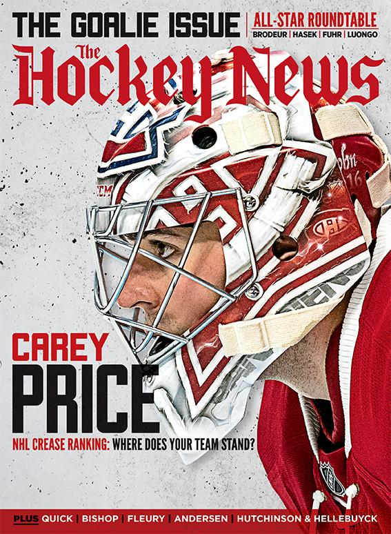 NOV 21 2016  | THE GOALIE ISSUE | 7007