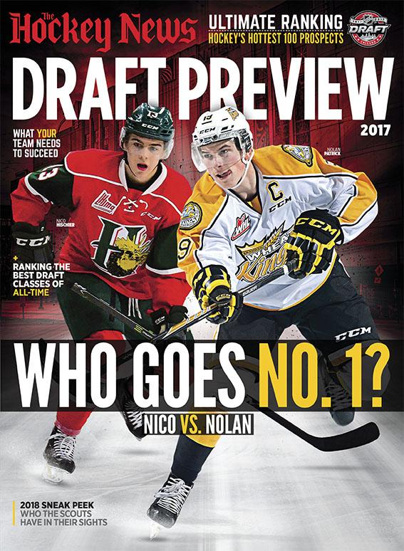 2017 DRAFT PREVIEW | 7015