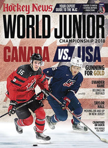 JAN 02 18 | WORLD JUNIOR 2018 | 7109