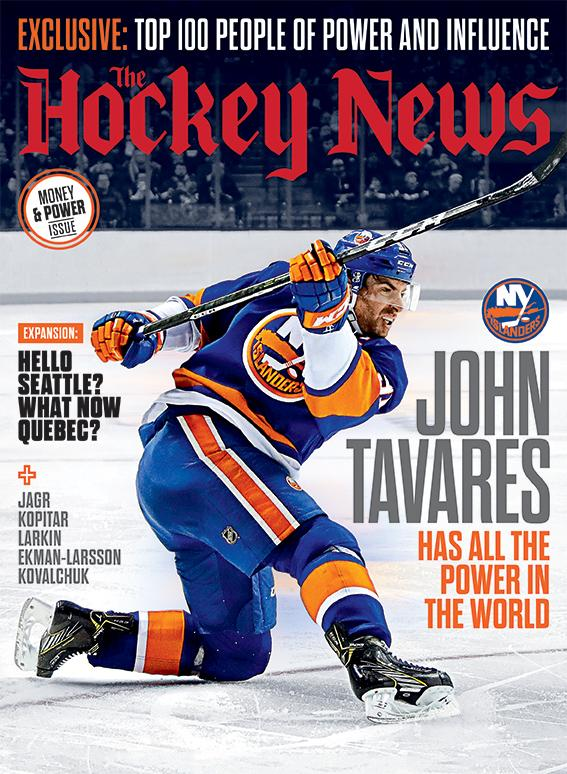 JAN 22 2018 | TAVARES HAS ALL THE POWER | 7110